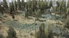 Delta Trails para MudRunner