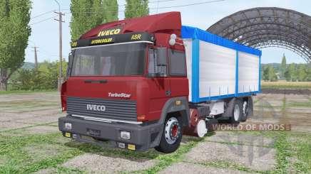 Iveco TurboStar 190-48 v2.0 para Farming Simulator 2017
