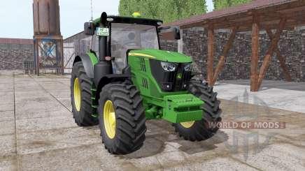 John Deere 6175R more parts para Farming Simulator 2017
