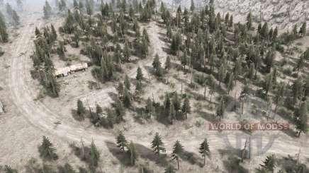 Log Falls para MudRunner