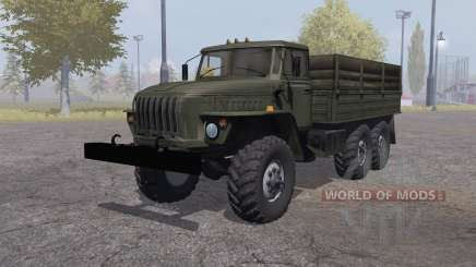 Ural 4320 v2.1 para Farming Simulator 2013