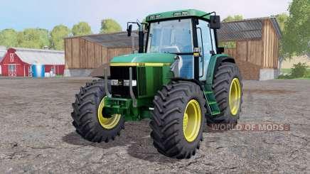 John Deere 6810 loader mounting para Farming Simulator 2015