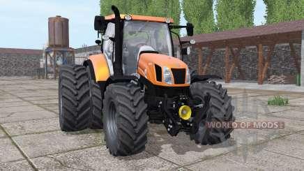 New Holland T6.175 Gamling Edition v1.0.0.1 para Farming Simulator 2017