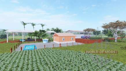 Fazenda Rio Branco para Farming Simulator 2017