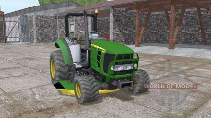 John Deere 2032R v1.2 para Farming Simulator 2017