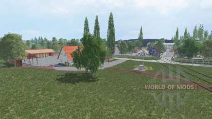 Somewhere in Thuringia v1.3 para Farming Simulator 2015