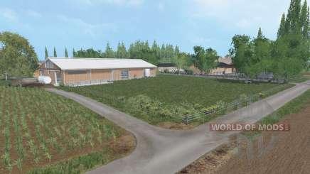 Holzhausen v1.4 para Farming Simulator 2015