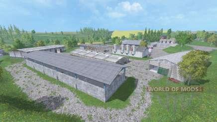 Thuringer Oberland v0.9 para Farming Simulator 2015