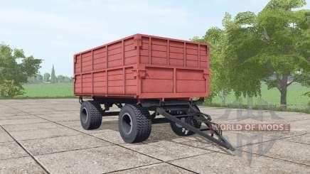 2ПТС-6 v1.2 para Farming Simulator 2017