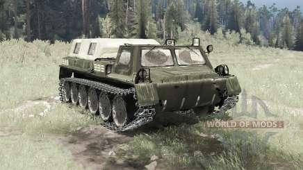 GT-SM para MudRunner