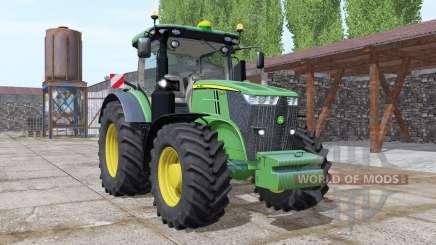 John Deere 7290R v3.1 para Farming Simulator 2017
