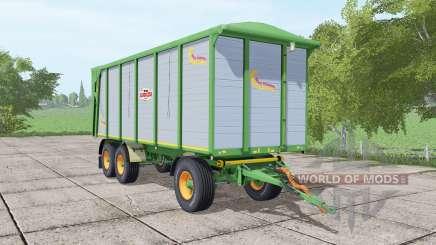 Fratelli Randazzo R 275 PP para Farming Simulator 2017