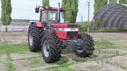 Case IH 1455 XL without front fenders para Farming Simulator 2017