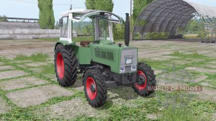 Fendt Farmer 108 S Turbomatik para Farming Simulator 2017