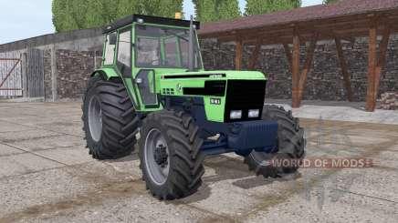 Torpedo TD 90 A more realistic para Farming Simulator 2017