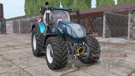 New Holland T7.315 BluePower v2.0 para Farming Simulator 2017