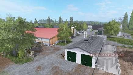 Heinerscheid Felder para Farming Simulator 2017