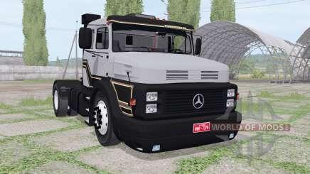 Mercedes-Benz LS 1933 para Farming Simulator 2017