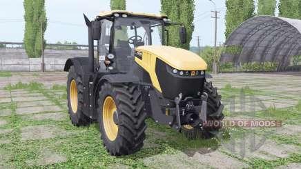 JCB Fastrac 8330 v2.1 para Farming Simulator 2017