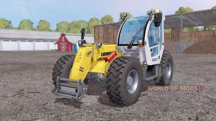 Liebherr TL 436-7 para Farming Simulator 2015