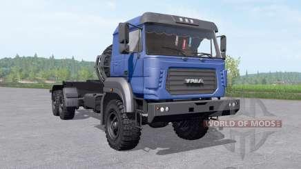 Ural-63701 Multilift para Farming Simulator 2017