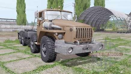 Ural 6614 es un loader v2.0 para Farming Simulator 2017