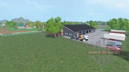 Close Farm para Farming Simulator 2015