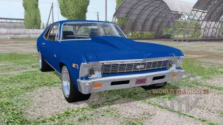 Chevrolet Nova SS 396 1969 para Farming Simulator 2017