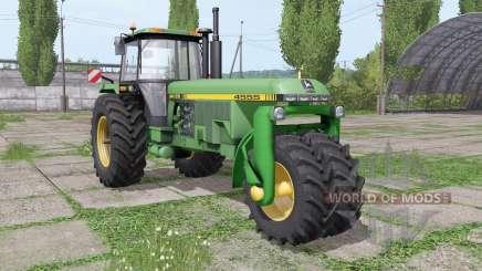 John Deere 4555 trike v3.0 para Farming Simulator 2017