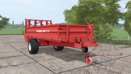 POTTINGER Twist 7001 v1.1 para Farming Simulator 2017