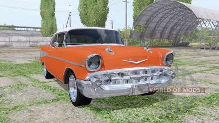 Chevrolet Bel Air (2400) 1957 para Farming Simulator 2017