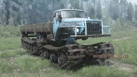 Ural 5920 (GSBT) para MudRunner