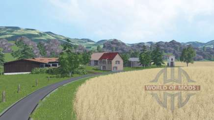 Eifelland v2.1 para Farming Simulator 2015