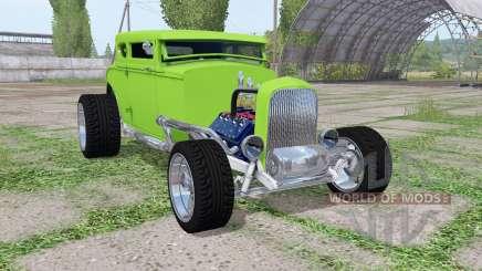 Ford Model B 1932 Hot Rod para Farming Simulator 2017