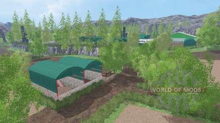 Newbie Farm multifruit para Farming Simulator 2015