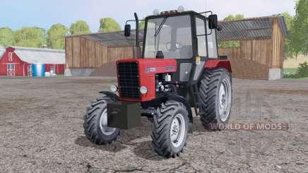 MTZ-82.1 Belarús 4x4 para Farming Simulator 2015