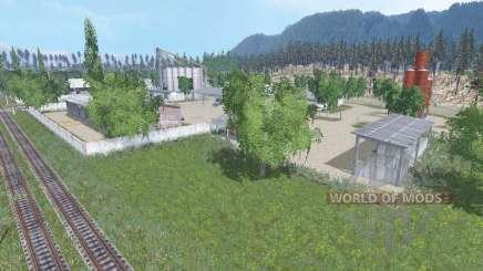 Podgorze para Farming Simulator 2015