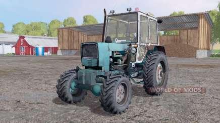 YUMZ 6КЛ Agroveka Grupo para Farming Simulator 2015