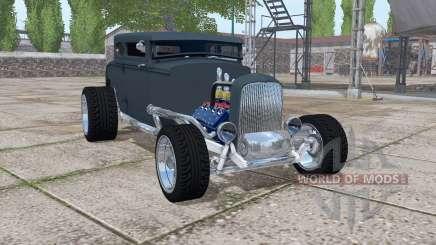 Ford Model B 1932 Hot Rod v1.0.0.2 para Farming Simulator 2017