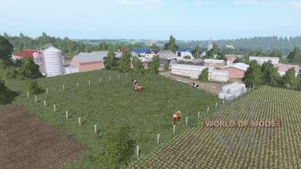 Mazury para Farming Simulator 2017