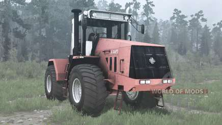 Kirovets K-744R3 para MudRunner