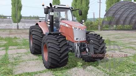 Massey Ferguson 7719 Dyna-6 Terra Tires v3.0 para Farming Simulator 2017