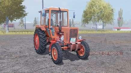 MTZ 80 4x4 para Farming Simulator 2013