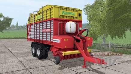 POTTINGER Europrofi 5000 para Farming Simulator 2017