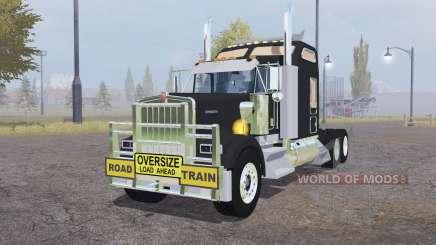 Kenworth W900 para Farming Simulator 2013