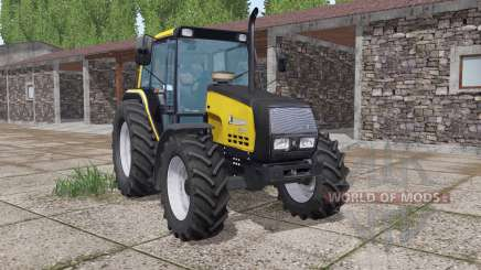 Valmet 6400 yellow para Farming Simulator 2017
