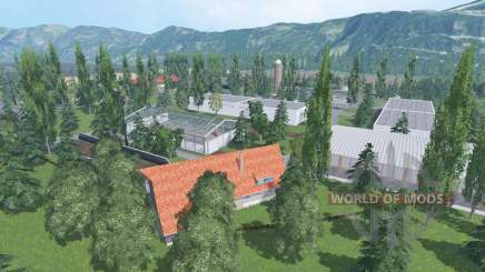 Grazyland multifruit v1.2 para Farming Simulator 2015
