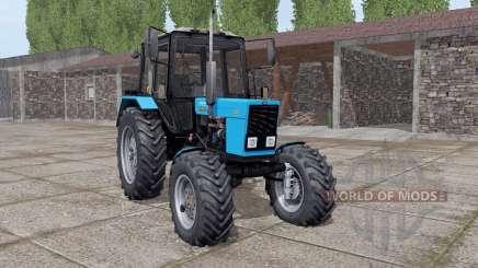 MTZ 82.1 v2.3.1 para Farming Simulator 2017
