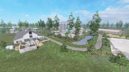 El pomorie para Farming Simulator 2015