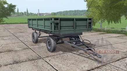 2ПТС-4 para Farming Simulator 2017